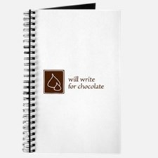 Will Write for Chocolate Journal