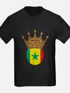 King Of Senegal T