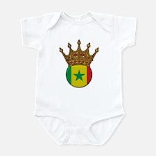 King Of Senegal Infant Bodysuit