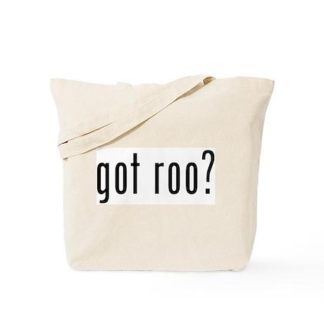 got roo? Tote Bag
