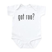 got roo? Infant Bodysuit