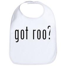 got roo? Bib