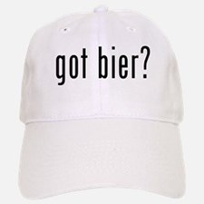 got bier? Baseball Baseball Cap