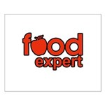Food Expert Small Poster