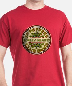 Lonely Hearts Club Maroon T-Shirt