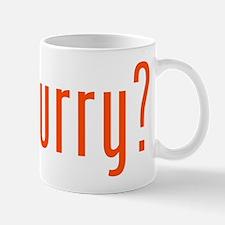 got curry? Mug