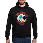 Hillbilly An' Proud! Hoodie (dark)
