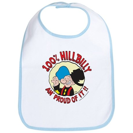 Hillbilly An' Proud! Bib