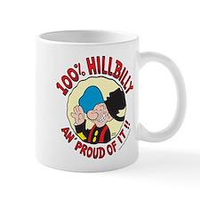Hillbilly An' Proud! Small Mug