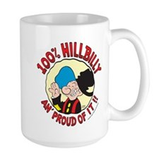 Hillbilly An' Proud! Mug