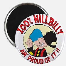 Hillbilly An' Proud! Magnet