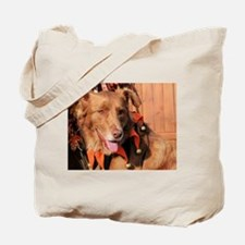 Autumn - Australian Shepard - Tote Bag