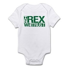 In Rex We Trust Onesie