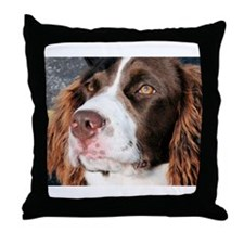 Baxter Photo-6 Throw Pillow