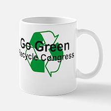 Funny Recycle congress Mug