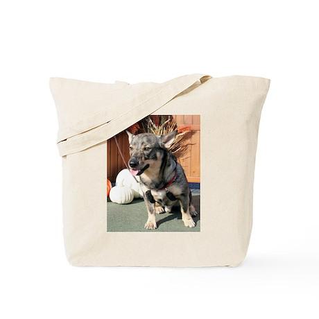 Bear Swedish Vallhund Photo-6 Tote Bag