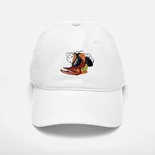 Vintage Cuda Fish Baseball Baseball Cap