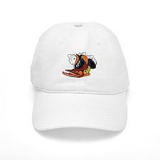 Vintage Cuda Fish Baseball Cap