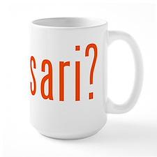 got sari? Mug