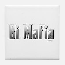 Bi Mafia Tile Coaster