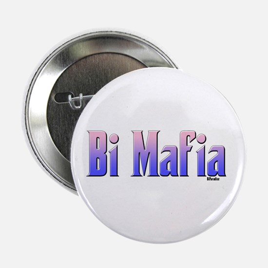 "Bi Mafia Bi Colors 2.25"" Button"