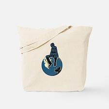 Cute Healing homes Tote Bag
