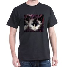 Mostly Siamese Cat T-Shirt
