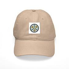 Peace Turtle Cap