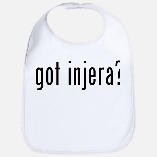 got injera? Bib