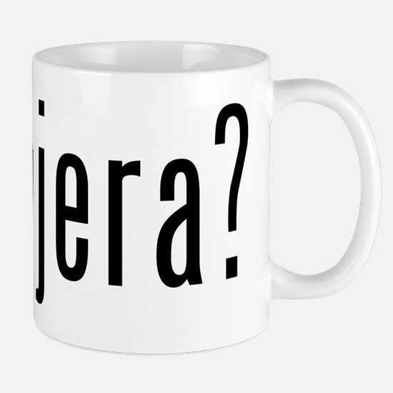 got injera? Mug