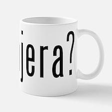 got injera? Small Small Mug