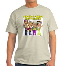 Democrat Foreign Policy Ash Grey T-Shirt