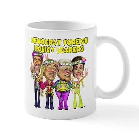 Democrat Foreign Policy Mug