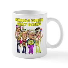 Democrat Foreign Policy Small Mug