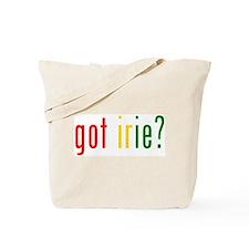 got irie? Tote Bag