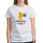 Oktoberfest Chick Women's T-Shirt