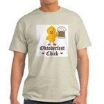Oktoberfest Chick Light T-Shirt