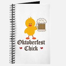 Oktoberfest Chick Journal