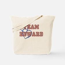 Team Edward Twilight Tote Bag