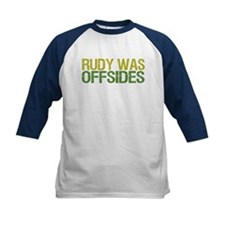 Rudy Was Offsides Tee