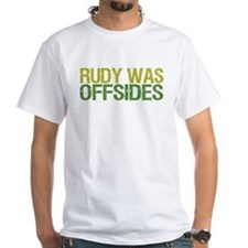 Rudy Was Offsides Shirt