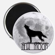 """NEW MOON 2.25"""" Magnet (10 pack)"""