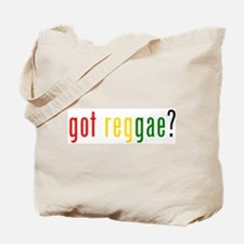 got reggae? Tote Bag