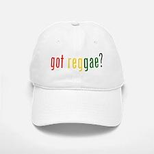 got reggae? Baseball Baseball Cap