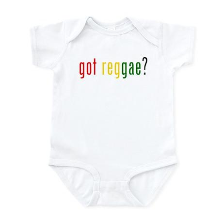 got reggae? Infant Bodysuit