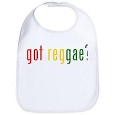 got reggae? Bib