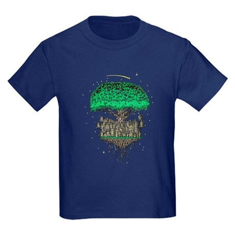 A Tenuous Balance Kids Dark T-Shirt