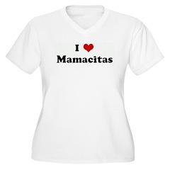 I Love Mamacitas T-Shirt