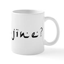 got tajine? Mug
