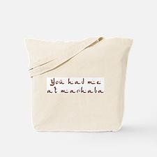 Marhaba Tote Bag